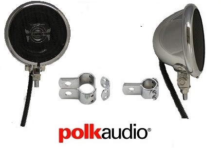 Polk Audio Motorcycle Speaker Unplugged Add Ons