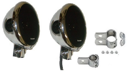 Unplugged 5.25 Inch Motorcycle Speakers ADD ONS